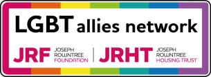 LGBT allies badge