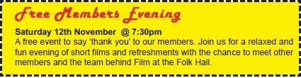 Free Members evening