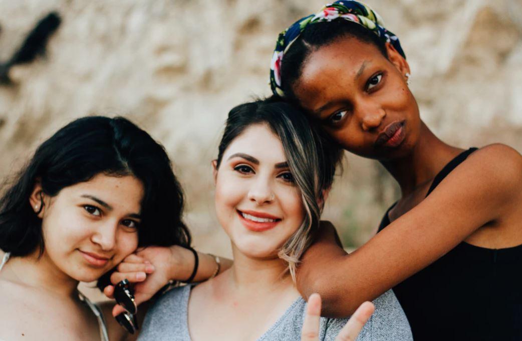 Three Women - International Women's Day